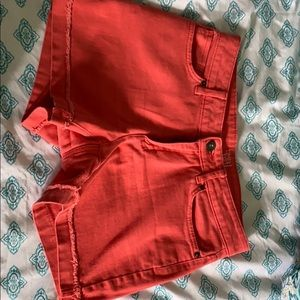 shorts and in a perfect condition